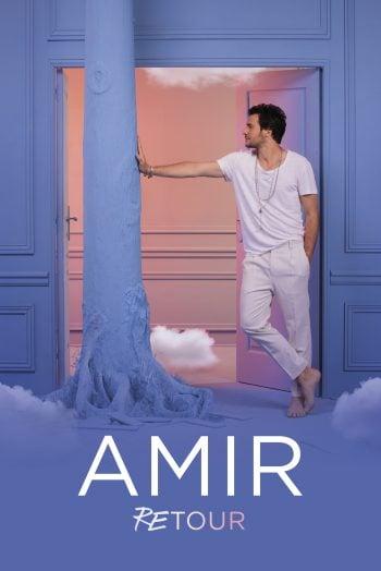 Concert Amir Retour tournée