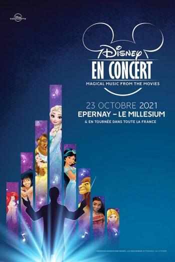 Disney en concert Epernay