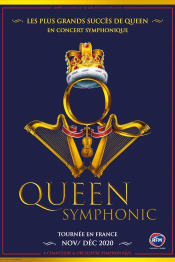 Queen Symphonic visuel